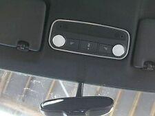 Audi TT MK2 Zierrahmen Innenraumbeleuchtung quattro s-line 8J TTs TTRS 3.2 3,2