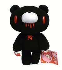 GLOOMY BEAR - Peluche Noire 28 cm KDS Japan Kawaii Moti Chack Plush