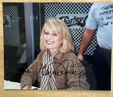 """Elaine Paige Signed Photo 10""""X8"""" Norma Desmond in Sunset Boulevard Broadway 1996"""
