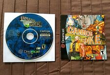 Rare Cannon Spike Sega dreamcast game disc only used
