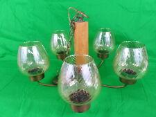 Jdl 14x10 5-Light Antique Brass Chandelier