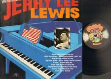 JERRY Lee LEWIS The Best of LP 16 track CHARLIE Records SUN 1979