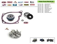 1998-2003 Polaris Magnum 500 /// WATER PUMP Rebuild KIT and Aluminum IMPELLER