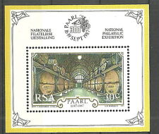 Afrique du sud - 300 Années Tokoza 1987 neuf Bloc 19 Mi.713