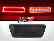 3 in 1 LED Smoke Rear Fog Backup Brake Light For Nissan Juke X-Trail Rougue