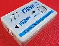 USB PIC programmer Emulator PICKIT2 kit2 debugger + usb /ICSP Cable