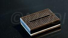Breadboard Steckbrett Elektronik 170 Kontakte Experementierbrett Steckplatte