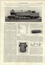 1914 Baltic Type Engine Charles C Macrae London Brighton Railway
