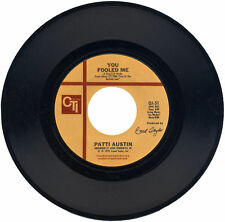 """PATTI AUSTIN  """"YOU FOOLED ME c/w LOVE ME BY NAME""""    CLASSIC"""