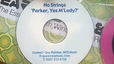 No Strings - Parker Yes M'Lady very rare cdr single promo 2004ish (thunderbirds)