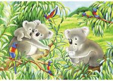 Ravensburger Sweet Koalas And Pandas 2 x 24 Piece Jigsaw Puzzles