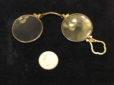A designer lunette for show business. From collection estate.