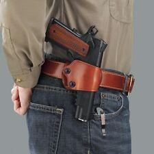 Galco Yaqui Slide Holster Beretta, Glock, Sig, CZ, Ruger R.H. Tan, Part # YAQ202