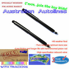 2 Ford Maverick Cab Chassis & Ute Rear HD Shock Absorbers Leaf Spring Susp 88-94