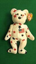 Ty Beanie Babies Glory the Bear Plush Toy