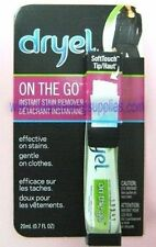 Dryel On The Go Instant Stain Remover 0.7 fl oz SoftTouch Tip/Haut
