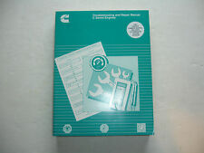 CD Cummins C Series TROUBLESHOOTING REPAIR MANUAL 8.3 6C8.3 6CTA8.3 Shop Service
