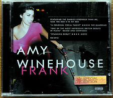 NEW: Amy Winehouse - Frank ~ Debut CD SPECIAL EDITION. UNUSED. Jazz Blues Soul