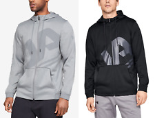 Under Armour Mens Armour Fleece Full-Zip Coldgear Hoodie - 2XL/XL/Large - NWT