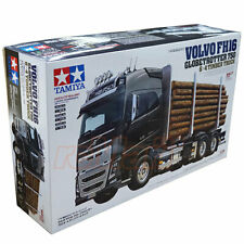 Tamiya 1/14 Volvo FH16 Globetrotter 750 6X4 Timber Truck EP RC Cars Kit #56360