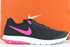 Nike Womens Flex Experience RN 5 Shoes Sneakers Black Pink 844729 002 Sz 9.5 New