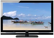 "Sony Bravia KDL-37V5500 37"" 1080p HD LCD WideScreen with elegant stand"