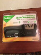 Compact Electric Knife Sharpener  Smith's Housewares