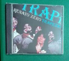 44154 CD musicale - Renato Zero - Trapezio - TV Sorrisi E Canzoni 1996