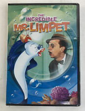 The Incredible Mr. Limpet (DVD, 2009) New Sealed