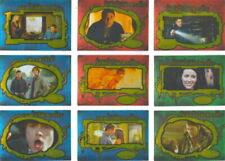 2008 SUPERNATURAL CONNECTIONS ULTRA PREMIUM FOIL TRADING CARD SET