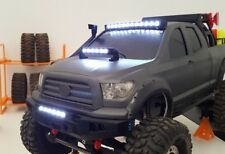 light bar led for Tamiya Tundra high lift hilux body 1/10 RC scale crawler car