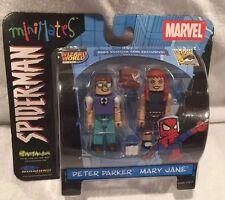 SDCC 2003 DST/Art Asylum Exclusive: Marvel Minimates - PETER PARKER & MARY JANE