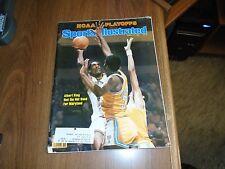 Sports Illustrated 1980 Albert King Cover/ Joe Paterno/ Women's Bodybuliding