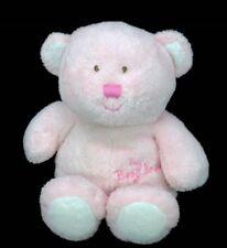 8febde27d5a Ty Pink My Baby Bear White Feet Plush Stuffed 2005 Beanie 9