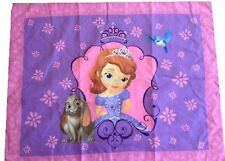 Disney Princess Sofia the First Pillow Sham pillowcase new