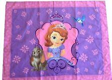 Disney Princess Sofia the First Pillow Sham pillowcase new