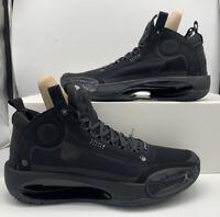 Nike Air Jordan 34 Retro XXXIV Black Cat Men's Size (AR3240-003)