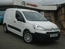 Citroen Berlingo Van 625 Enterprise 1.6 HDi - NEW MOT - NO RESERVE AUCTION