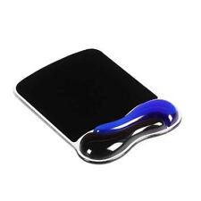 Nuevo Genuino Kensington Duo Gel Mouse Pad con descanso de la Muñeca-Azul/humo (62401)