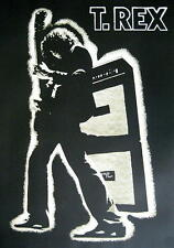 """T. Rex/Marc Bolan Poster """"Electric Warrior"""""""