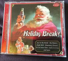Celebrating with Coca Cola: Holiday Break by Various Artists (CD, Jul-2001, Dire