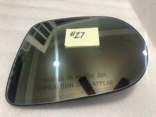 LEXUS RX350 RX450H PASSENGER DOOR MIRROR GLASS w/ BLIND SPOT 2012-2015 OEM RH