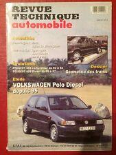 Revue Technique Automobile VOLKSWAGEN Polo Diesel