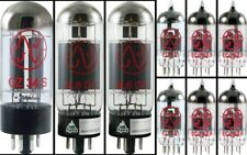 Tube Set - for Fender Super Reverb/Pro Reverb/Bandmaster Reverb JJ APEX Matched