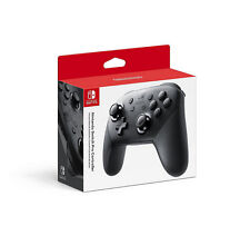 Genuine Nintendo Pro Controller for Nintendo Switch - In Retail Packaging