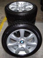 4 BMW Winterräder Styling 330 5er F10 F11 6er F12 245/45 R18 100V 6790176 RDCLc