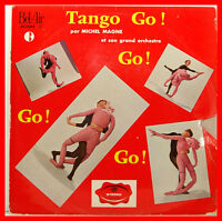"""Michel Magne - Et Son Grand Orchestre - Tango Go! 12 """" LP (B 439)"""