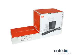 JBL Bar 9.1 Soundbar mit Wireless Aktiv Subwoofer und Atmos WLAN HDMI 4K Airplay