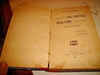 SUL CRATERE DELL'ETNA E SOPRA IL VESUVIO di G. FERGNANI - LIB. SALESIANA 1907