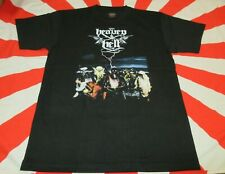 Heaven And Hell 2007 JAPAN TOUR T-SHIRT BLACK SABBATH DIO RAINBOW LIVE EVIL NEW